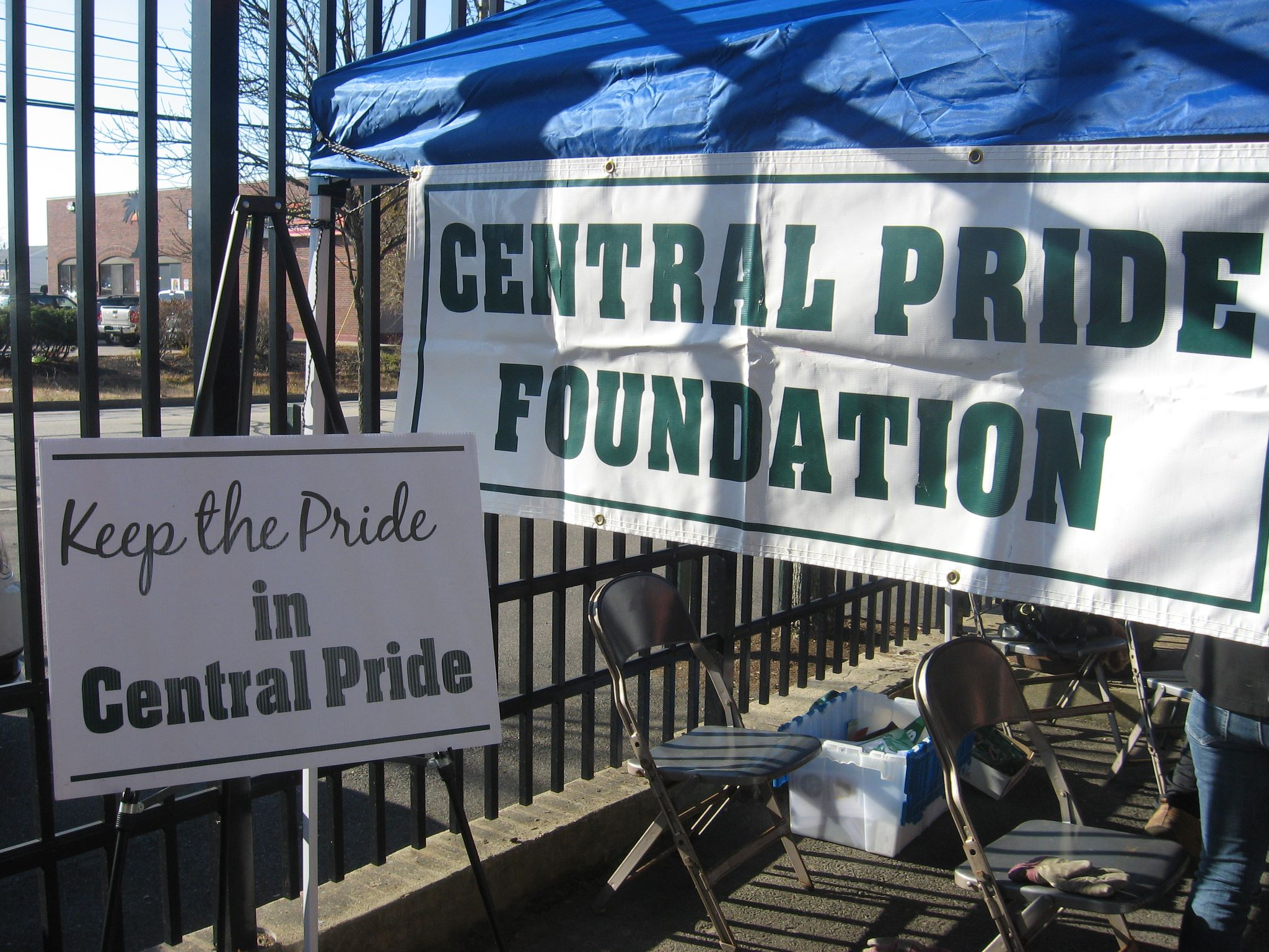 Central Pride Foundation Banner